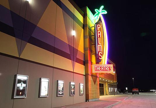 Palms 10 Theatre