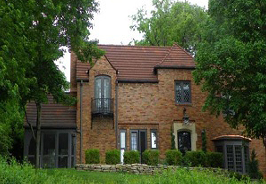 Private Residence, Des Moines, Iowa