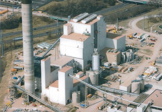 Dallman Power Plant