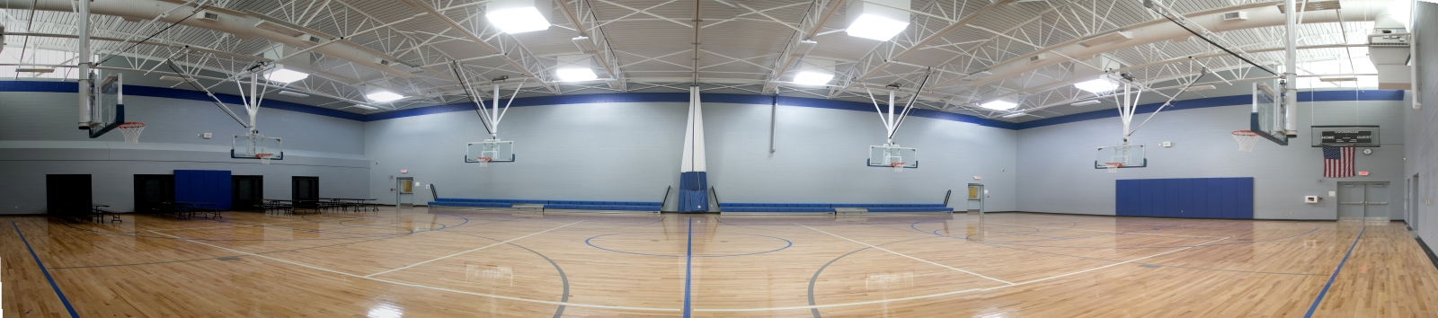 Blue Ridge School Gymnasium