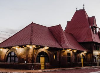 Keokuk Union Depot